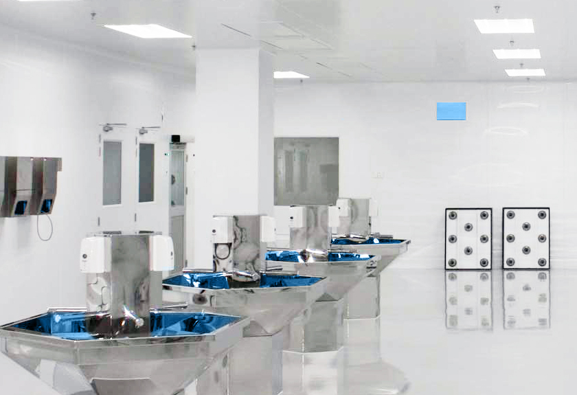 Cleanroom Industries Products